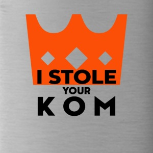 I STOLE YOUR KOM - Trinkflasche