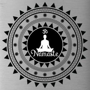 namaste ornamento - Borraccia