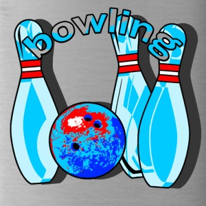 bowling - Water Bottle