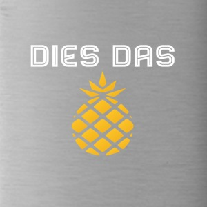 Ananas - Trinkflasche