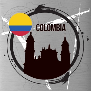 Colombia T-shirt - Drikkeflaske