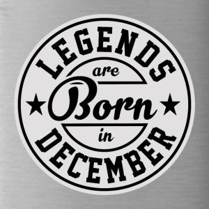 Legends Born Born Birthday Gift Gebu - Water Bottle
