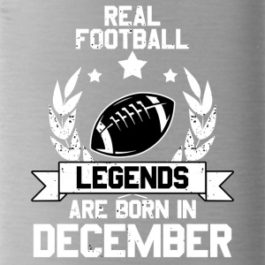 Football Legends! Birthday Birthday! December - Water Bottle