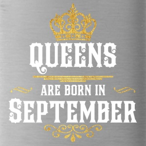 Queens Born september - Drikkeflaske