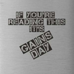 gainsday - Borraccia