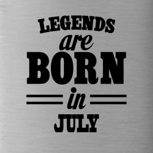 Legends are born in July - Cantimplora