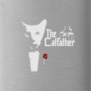 The Catfather - Trinkflasche