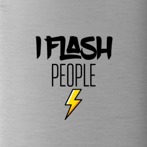 Ho casualmente persone flash - Borraccia