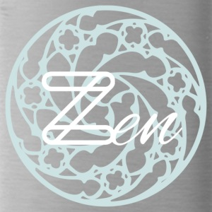 Zen1 White - Water Bottle