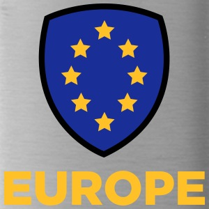 Le drapeau Union de l'Europe - Gourde