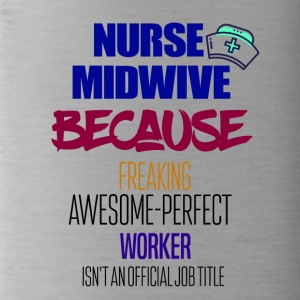Nurse Midwive - Borraccia