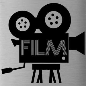 film Camera - Drinkfles