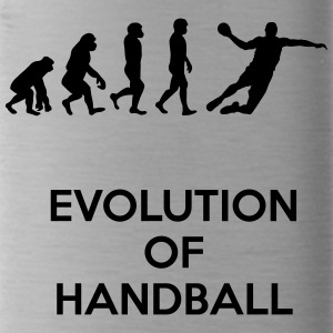 Evolution of handball - Water Bottle