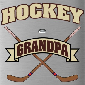 Hockey Grandpa - Water Bottle