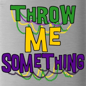 Mardi Gras Throw Me Something - Gourde