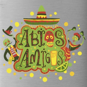 Abios Amigos - Water Bottle
