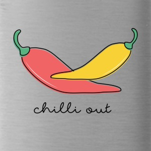Veggie / Vegan: Chilli Out - Trinkflasche