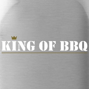 king of bbq - Water Bottle