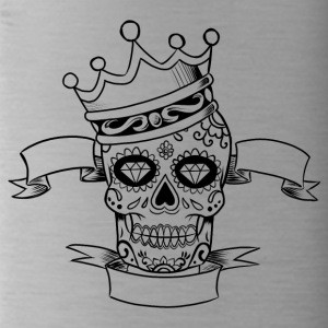 King Skull - Trinkflasche