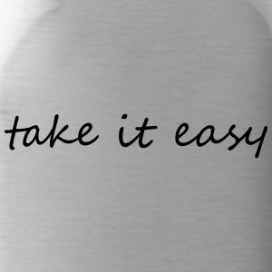 Take it easy - Trinkflasche