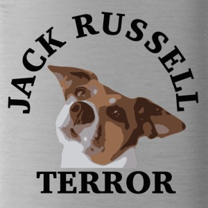Jack Russell terror2 - Trinkflasche