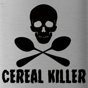 Halloween: Cereal Killer - Water Bottle