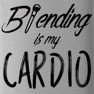 Beauty / MakeUp: Blending is my Cardio - Trinkflasche