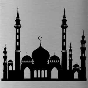 mosque - Water Bottle
