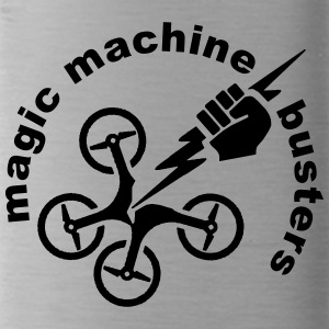magic machine busters - Water Bottle
