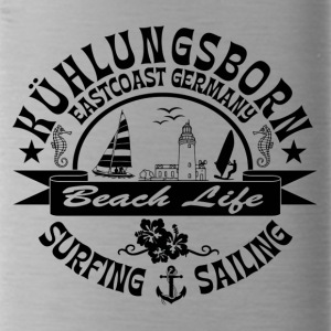 Kuehlungsborn Logo - Water Bottle