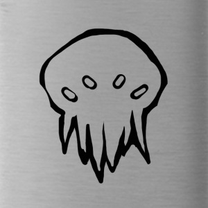 Tiny Cthulhu monster - Water Bottle