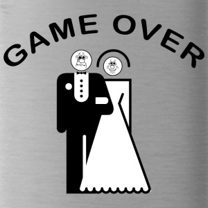 Game Over Just Married - Drinkfles