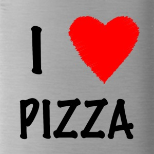 I Love Pizza - Borraccia