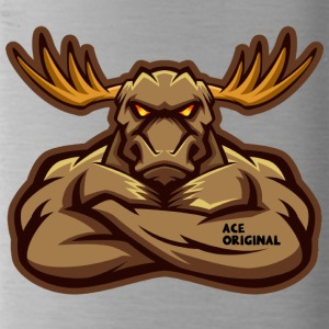 Ace Original Moose Mascot - Bidon