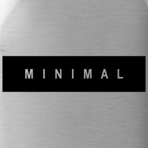 Minimal - Water Bottle