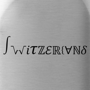 Switzerland-Maths - Trinkflasche