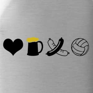 Food, drink, volleyball - Water Bottle