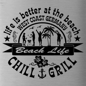 Chill Grill West Coast - Drinkfles