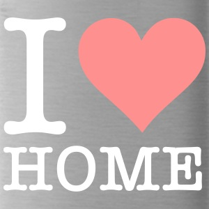 I Love My Home! - Water Bottle