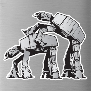 AT-AT Robot sex - Drinkfles
