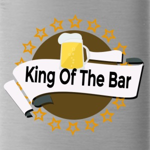 King of the Bar - Trinkflasche
