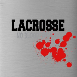 Lacrosse No Blood No Foul - Water Bottle