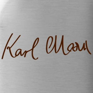 Signature of Karl Marx - Water Bottle