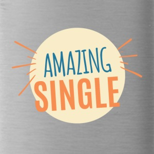 Single: Amazing Single - Trinkflasche