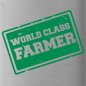 Farmer / Landwirt / Bauer: World Class Farmer - Trinkflasche