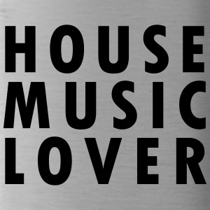House Music Lover - Trinkflasche