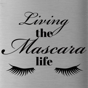 Beauty / MakeUp: Living the Mascara life - Trinkflasche