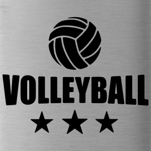 volleyball T-shirt - Volleyballl shirt - Team - Drikkeflaske