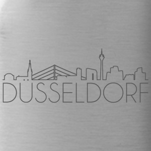 Shirt_Du - sseldorf - Drinkfles