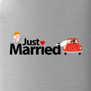 Just Married - Trinkflasche